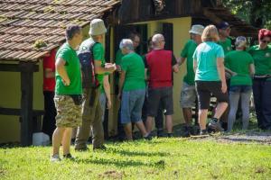 S planinarima za Rokovo